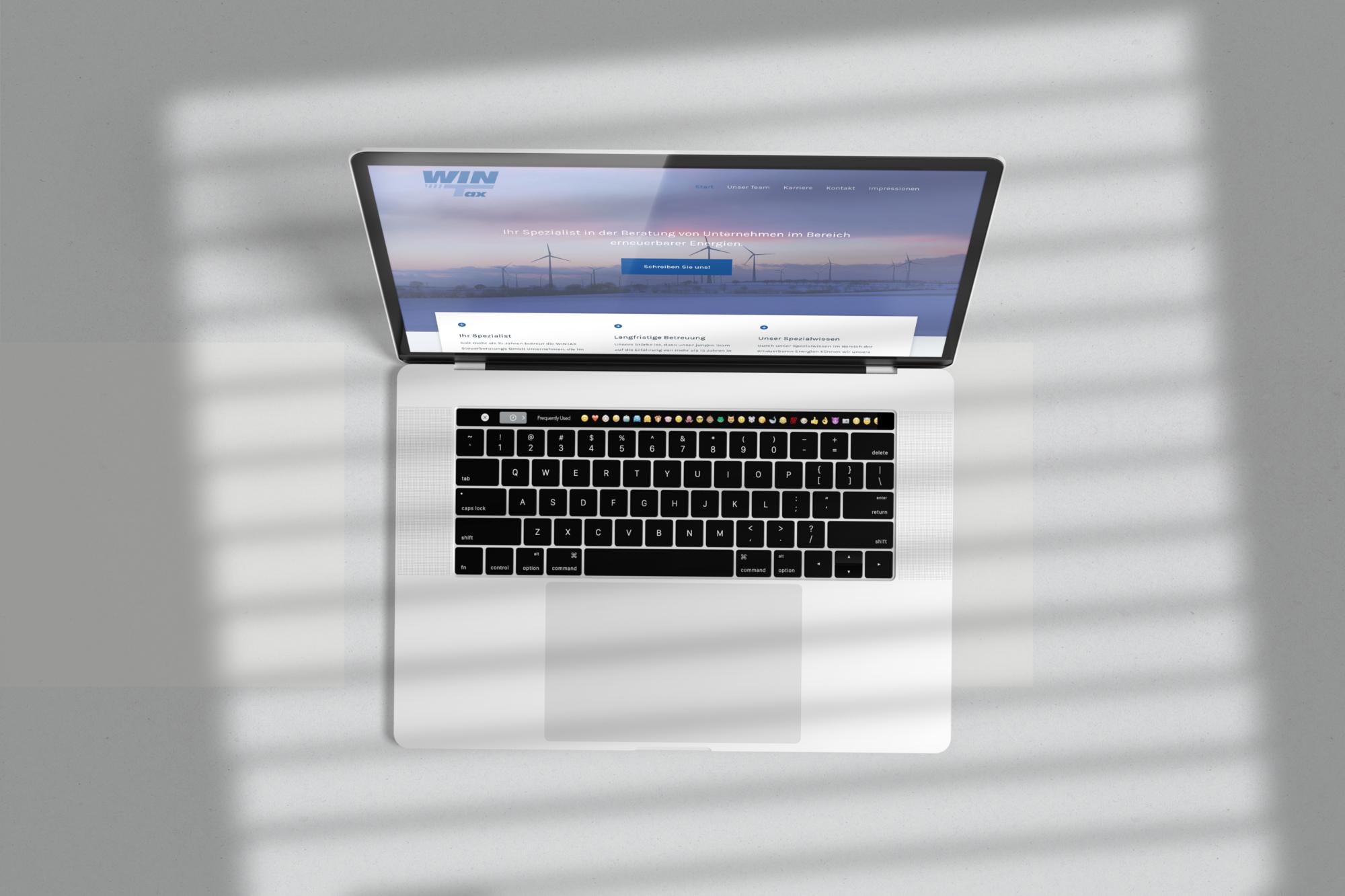 Macbook Wintax